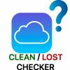 iCloud Clean/Lost Checker