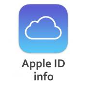 Восстановление данных учётной записи Apple ID iPhone/iPad по IMEI+UDID