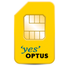 Australia - Optus iPhone 3G, 3GS, 4 ,4S,5,5C,5S (ALL)