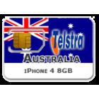 Australia - Telstra iPhone 4 8GB only
