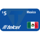 Telcel Mexico Iphone 4 4s 5 5c 5s Любой IMEI
