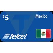 Telcel Mexico Iphone 4 4s 5 5c 5s Любой IMEI
