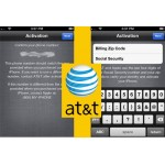 AT&T iPhone 4/4S/5/5S/5/5C/6/6+/6S/6S+/7/7+/8/8+/X Data information ( Billing Zip code / Last 4 SSN )