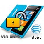 Nokia- AT&T Lumia Все Модели чистый IMEI 1-5 дней